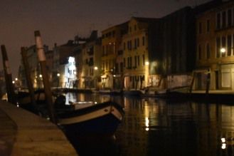 Canareggio at night