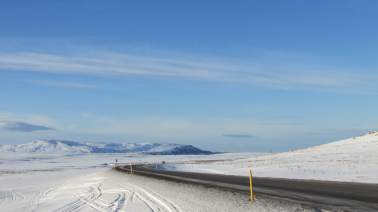 Iceland's roads