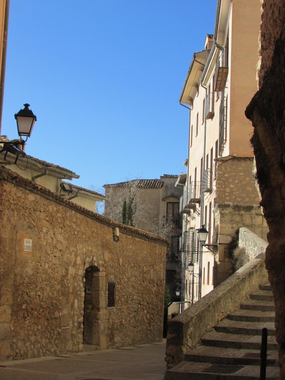 Cuenca's medieval heart