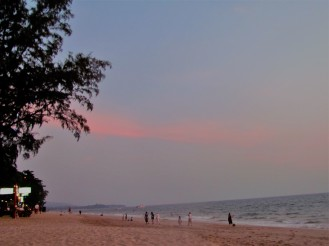 Lanta sunset