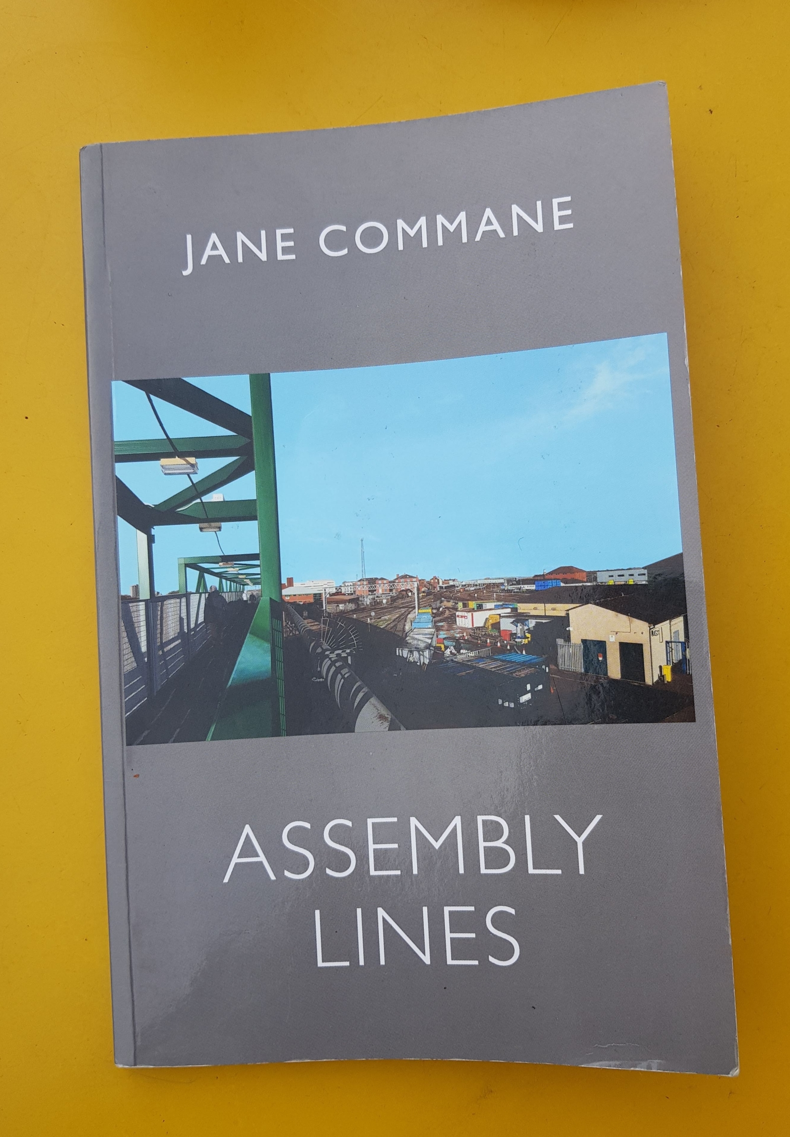 Assembly Lines Jane Commane